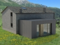 Baita Andossi - Madesimo - Architettura Panzeri Ingegneria