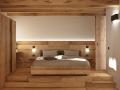 Camere di albergo - Madesimo - Architettura Panzeri Ingegneria