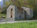 Recupero antico fienile - Località Conca - Piuro - Architettura Panzeri Ingegneria